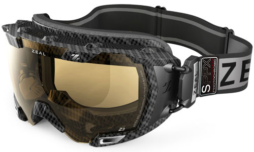 GPS Snowboard Goggles