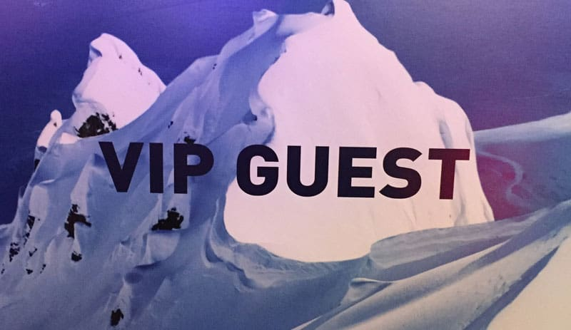 VIP Guest for The Fourth Phase