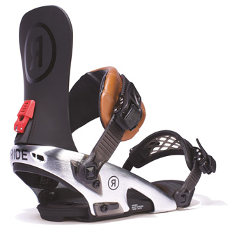 Men's Ride Rodeo Snowboard Bindings