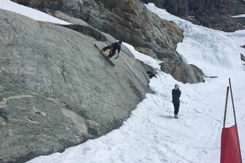 Glacier Summer Camp