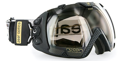 Zeal Optics Transcend SPX GPS Snow Goggles